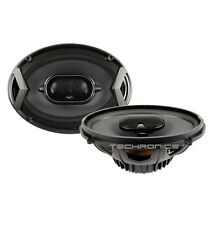"JBL GTO939 +2YR WRNTY 6X9"" 600W 3 OHM 3 WAY FULL RANGE CAR AUDIO STEREO SPEAKERS"
