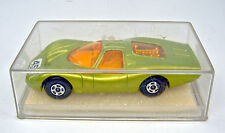 "Matchbox SF Nr. 45A Ford Group 6 hellgrün top französische ""elf"" Plastikbox"