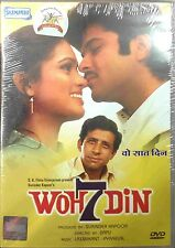 Woh 7 Din - Anil Kapoor, Padmini Kolhapure - Official Bollywood Movie DVD ALL/0