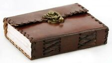 Small 1842 Poetry Leather Blank Book, New, Free Shipping