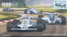1980 WILLIAMS COSWORTH FW07B BRANDS HATCH F1 cover