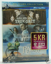 3 Films - True Grit + Rango + Cowboys and Aliens Box-Set Blu-ray Gebiet B