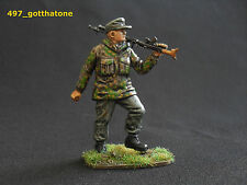 airfix/TSSD/Italeri/conte 1/32 professionally converted+ painted German soldier.