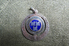 Irish Silver Medal / Fob -- Dublin Rifle Club -- 1967 -- Ireland