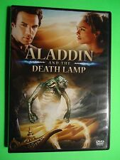 Aladdin and the Death Lamp (DVD, 2013)