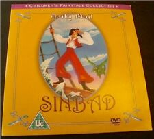 Children's Fairytale Collection SINBAD, GB DVD, Daily Mail