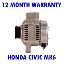 HONDA CIVIC MK6 MK VI 1.6 COUPE 1996 1997 1998 - 2000 RMFD ALTERNATOR