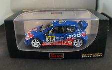 Saico ◊ 2002 Peugeot 206 WRC Rallye de Monte Carlo ◊ en boîte/boxed ◊ 1/32