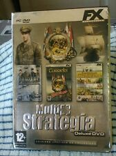 PC LOTTO 3 GIOCHI MULTI STRATEGIA DELUXE DVD  EDIZIONE ITALIANA