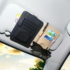 Card Ticket Holder Clip Multiuse Car Auto Universal Sun Visor Glasses Sunglasses
