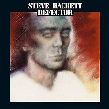 Defector [Deluxe Edition] [Digipak] by Steve Hackett (DVD, May-2016, 3 Discs,...