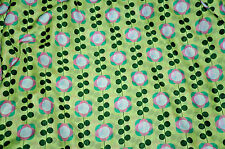 Cotton Voile Fabric Pop  Daisy Apparel Weight Smooth Hand  Floral   Bfab