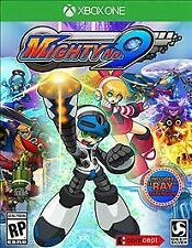 Mighty No. 9 Video Game Microsoft Xbox One New Factory Sealed Similar to Megaman