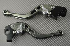 Kurz Hebel Paar Bremshebel Kupplungshebel Titanium CNC KTM RC8 / R 2009-2015