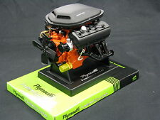 Liberty Classics V8 Engine Plymouth Hemi Cuda 1:6