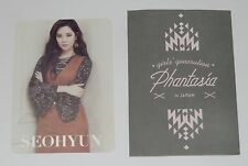 SNSD Girls' Generation SEOHYUN 4th Japan Tour Phantasia Official Photo Card