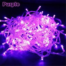 10M 100LED Colorful String Fairy Wedding Light Lamp Xmas Party Christmas Decor