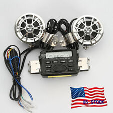 Radio Stereo MP3 Speakers For Suzuki Boulevard C50 M50 VL800 M109R