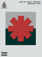 Red Hot Chili Peppers Greatest Hits Guitar Book TAB LEARN HITS BY THE WAY ROCK