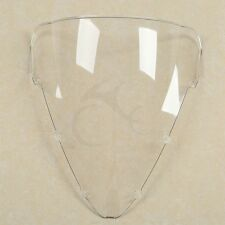 Clear Double Bubble Windshield Windscreen For Honda CBR600 F4i 01-08 02 03 04 05