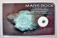°NWA 4925~MARTIAN METEORITE~REAL MARS ROCK°RARE MARS FROM NORTH WEST AFRICA°