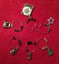 Inspired By Dobby The House Elf Wine Glass Charms For Fan Of Harry Potter Party