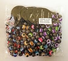 "Lot of 12 Fantasy Accessory ""Magnetic Power"" Bracelet A-7846"