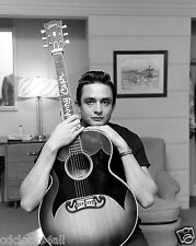 Johnny Cash 8 x 10 GLOSSY Photo Picture