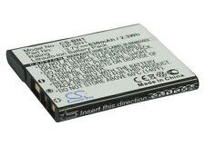 3.7 V Batterie pour Sony Cyber-shot DSC-W390, cyber-shot dsc-j20, cyber-shot DSC-TX