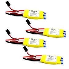 4pcs Brushless speed controller ESC MultiCopter KK Quad-rotor X-copter 30A S