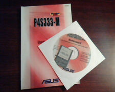 P4S333-M Motherboard User's Manual CD SiS 645/650/645DX Support ASUS E938