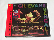 CD GIL EVANS SVENGALI - 6 SONGS, CD im Digipak