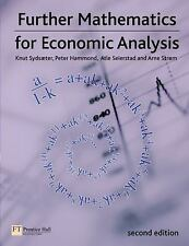 Further Mathematics for Economic Analysis (2nd Edition) by Sydsaeter, Knut, Ham