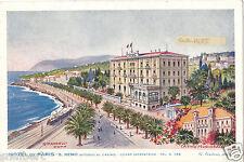 C004859  SAN  REMO HOTEL  DE PARIS  ANIMATA     VIAGGIATA  1934