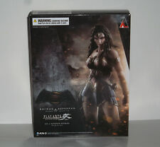 SQUARE ENIX PLAY ARTS KAI BATMAN VS SUPERMAN WONDER WOMAN  FIGURE