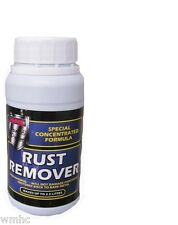 Rust Remover Non-Harmful Bike Bicycle Car Metal Concentrated 250ml makes 2.5Ltr