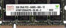 New 2GB Panasonic ToughBook CF-19 MK1/CF-19 MK2/CF-19 MK3 DDR2 Laptop RAM Memory