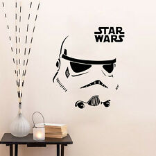 Removable Star Wars Wall Sticker living Room Mural Decal DIY Home Decor Art