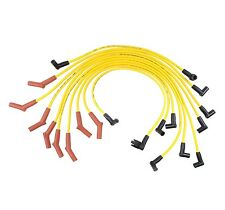 ACCEL Spark Plug Wires Super Stock YELLOW Ford 79-97 351 460 F150 F250 F350
