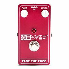 Synthrotek Face the Fuzz Guitar Effects Pedal Germanium Transistors