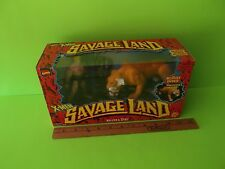 "X-Men Savage Land Ka-Zar & Zabu 5""in Figure w/Pouncing Action Toy Biz 1997"