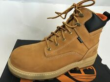 """Timberland PRO 6"""" Resistor Composite Safety Toe Waterprf Insulated Boot size 8 W"""