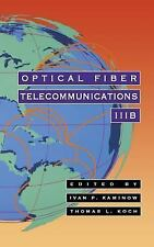OPTICAL FIBER TELECOMMUNICATIONS IIIB (Optical Fiber Telecommunications III)