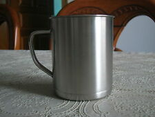 China PLA Army,Navy,Air Force and Second Artillery Stainless Steel Military Cup