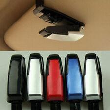 1x Brillenclip Brillenhalter für Sonnenblende KFZ Auto PKW verschiedene Farben
