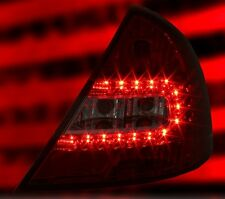 ALL SMOKED LED REAR LIGHTS LAMPS FOR FORD MONDEO MK3 HATCHBACK 10/2000-05/2007