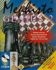 MEPHISTO GENIUS 2 SCHACH Gebraucht Neuwertig