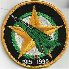 RAF TORNADO AIRCRAFT PATCH -   CONSENSUS SAYS NO 31 SQN     DATED 1915 1990