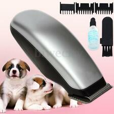 Animal Pet Dog Cat Hair Cutting Trimmer Shaver Razor Grooming Clipper Scissors
