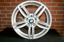 "1 x Genuine / Original BMW 351 F10 F11 19"" Série 5 M Sport Roue alliage - 9J"
